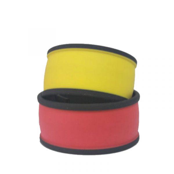 Bicolor PVC webbing 28